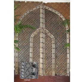 Original Iron Work Palace Gate