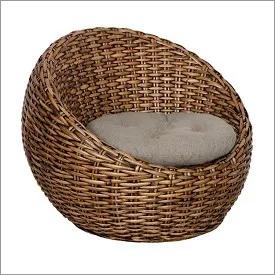 Orb Rattan Chair