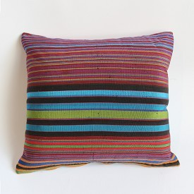 Striped Zaire Pillow