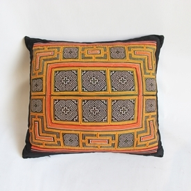 Embroidered Pillows