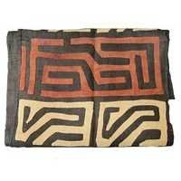 African Kuba Cloth - Congo