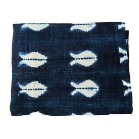 Mali Blue Mudcloth - Africa