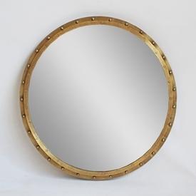 Industrial Mirror Frame