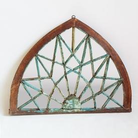 Vintage Arch Mirror