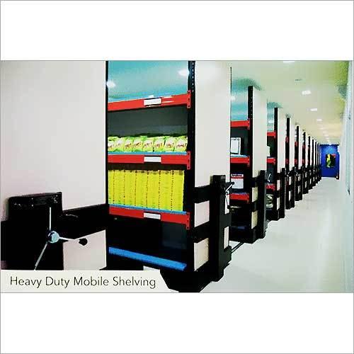 Heavy Duty Mobile Shelving