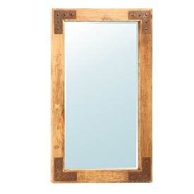 Iron Mirror Frame