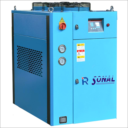 AIR COOLED INDUSTRIAL CHILLER RCM-A SERIES