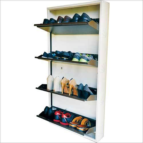 Mounted Shoe Rack
