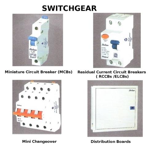High Voltage Switchgear in ludhiana