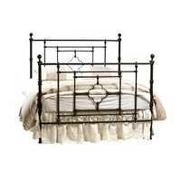 Cast Iron Work Bed Frame