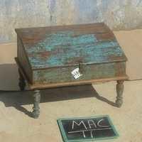 Vintage Jodhpur Desk Cabinet