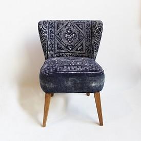 Indigo Dot Chair