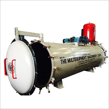 Wood Chemical Impregnation Treatment Plant