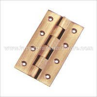 Brass Railway Hinges Antique Finish