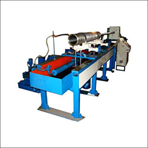 Horizontal Hydraulic Tube Honing Machine