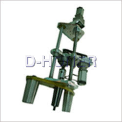 Plunge Cut Lapping Machine