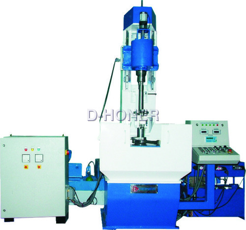 Electro Mechanical Vertical Honing Machine