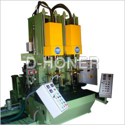 Double Spindle Vertical Honing Machine