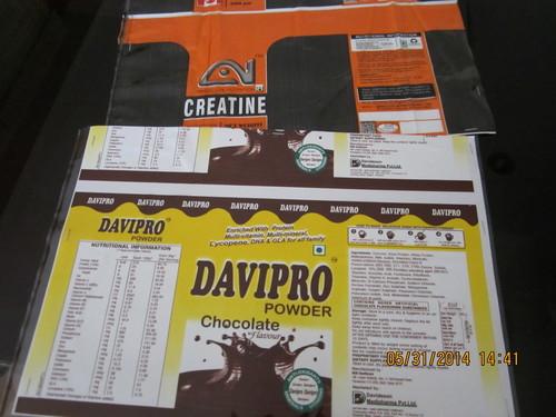 PVC Printed Shrink Labels
