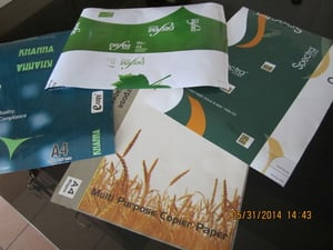A-4/FS/A-3 Printed wrappers (Laminated Films)