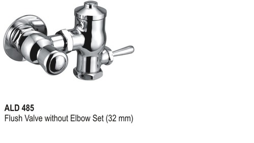 Flush velv without Elbow