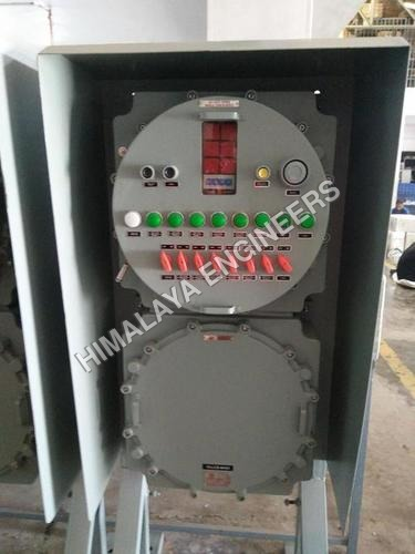 Flameproof Weather Proof Control Panel