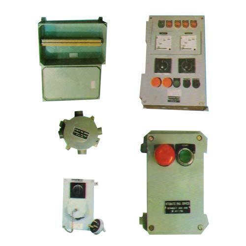 Weatherproof Electrical Equipment