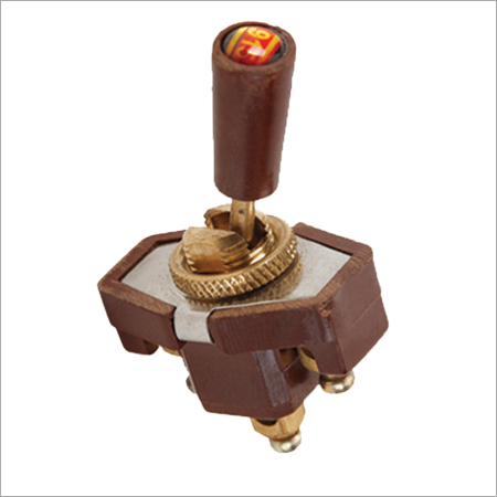 Conventional Toggle Switch