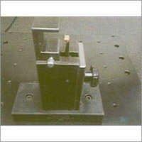 Coordinate Measuring Machine Fixture