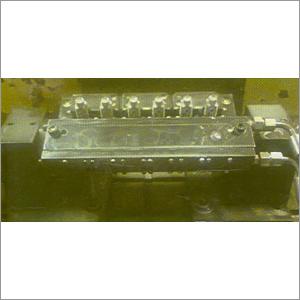 Gang Machining  VMC Hydraulic Fixtures