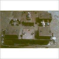 Multi Operation VMC Hydraulic Fixture