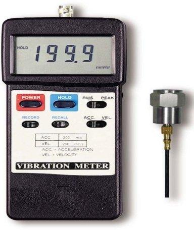 Viberation Testing Meter