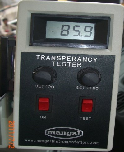 Transparency Tester Glasses