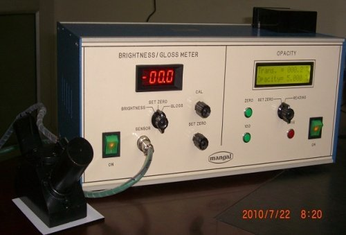 Gloss Brightness Opacity Tester