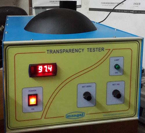 Ball integration type Light Transmittance Meter