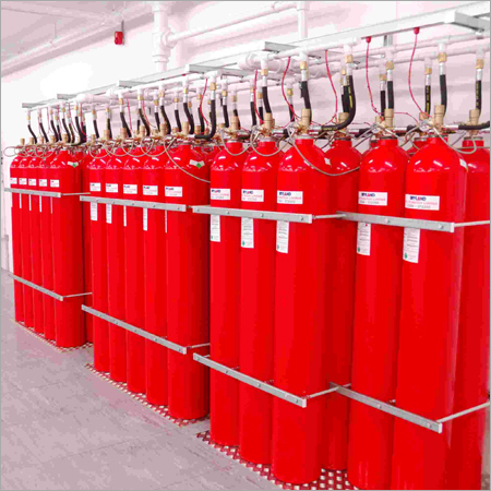 Gas Suppression System -used in Data centre system