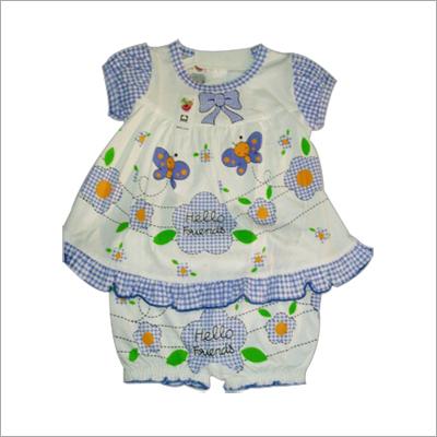 Baby Girl Basic Wear