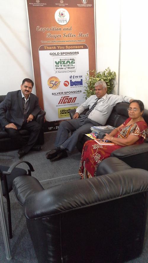 India Investrade - 2014, Sri Lanka