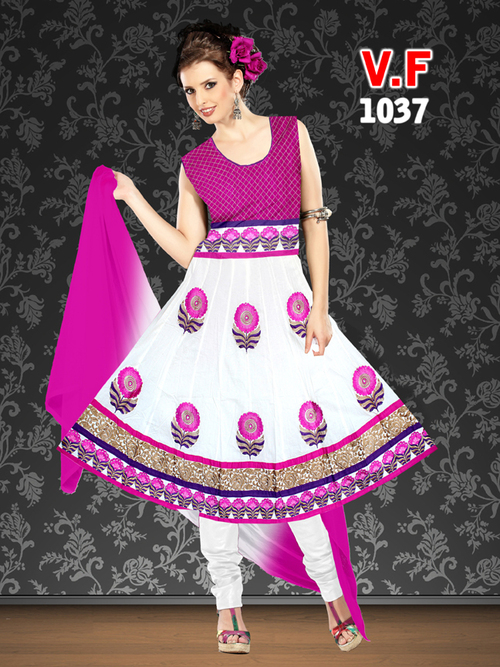 Cotton Printed Salwar Suits