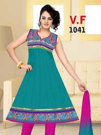 Readymade Ladies Salwar Suits
