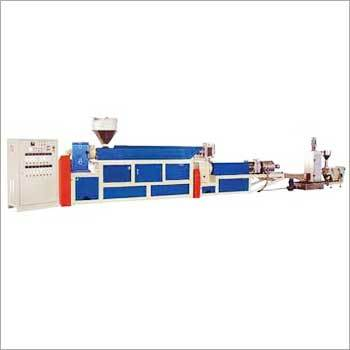 Industrial Plastic Extrusion Machinery