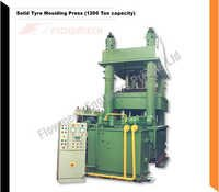 Solid Tyre Moulding Press (1200 Ton capacity)