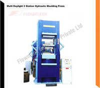 Hydraulic Hot Molding Press