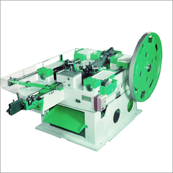 Automatic High Speed Wire Nail Making Machine