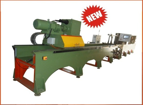 Horizontal Tube Honing Machine
