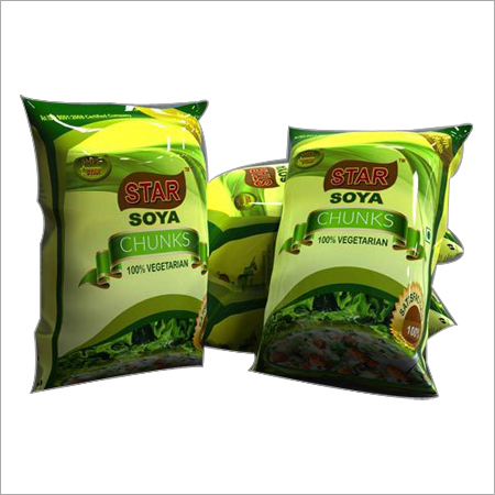 Pure Vegetarian Soya Chunks