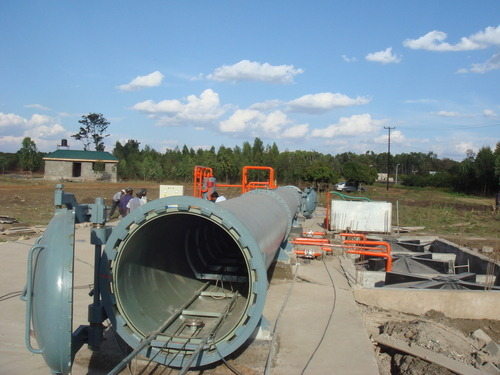 ELECTRIC POLE Treatment Plant