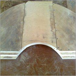 Permawood Top Segment Cover
