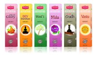 Natural Sandalwood Incense Sticks