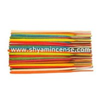Multicolor Raw Incense Stick